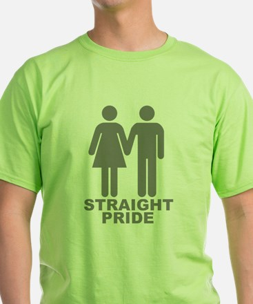 straight pride T-Shirt