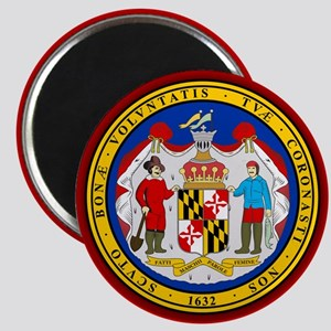 Maryland Seal Magnets