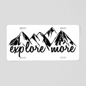 Explore More Aluminum License Plate