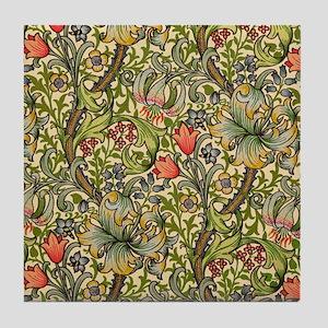 William Morris Golden Lily Tile Coaster