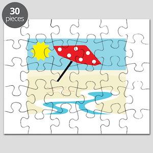 Beach Front Puzzle