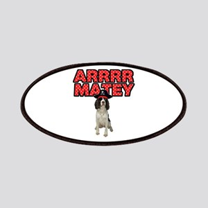 Pirate Springer Spaniel Patches