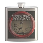 Approximate Podcast Logo Flask