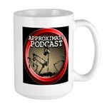 Approximate Podcast Logo Mugs