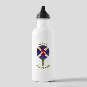 Saltire Golf Scotland Stainless Water Bottle 1.0L