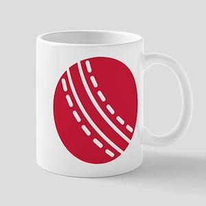 Cricket ball Mug