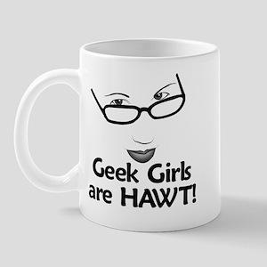 Geek Girls Mug