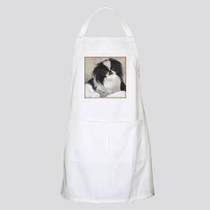 Deluxe Japanese Chin Darling BBQ Apron