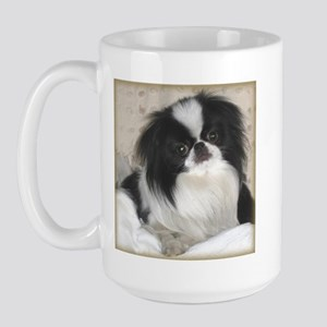 Deluxe Japanese Chin Darling Large Mug