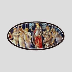 Botticelli: La Primavera Patches