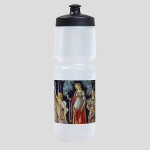 Botticelli: La Primavera Sports Bottle