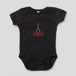 Hockey Baby Bodysuit