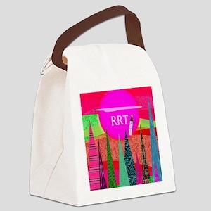 RRT 3 Canvas Lunch Bag