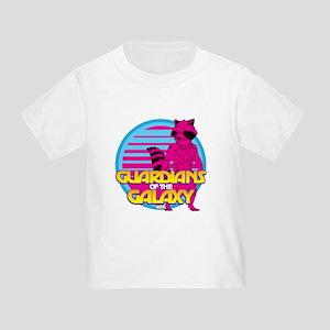 Rocket Pink Toddler T-Shirt