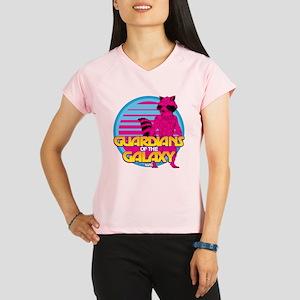 Rocket Pink Performance Dry T-Shirt