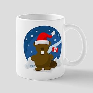 Canada Christmas Mugs