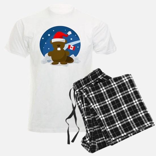 Canada Christmas Pajamas