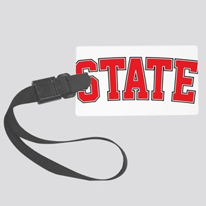 State - Jersey Luggage Tag