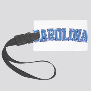 North Carolina - Jersey Luggage Tag