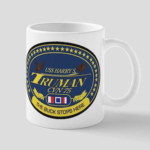 USS Harry S. Truman CVN-75 Mugs
