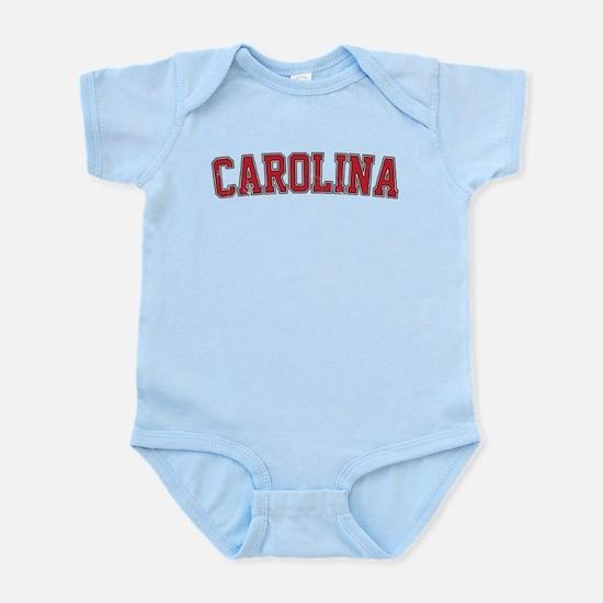 Carolina Jersey VINTAGE Infant Bodysuit