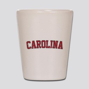 Carolina Jersey VINTAGE Shot Glass