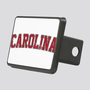 Carolina Jersey VINTAGE Rectangular Hitch Cover