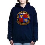 USS NEWMAN K. PERRY Women's Hooded Sweatshirt