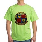 USS NEWMAN K. PERRY Green T-Shirt
