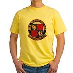 USS NEWMAN K. PERRY Yellow T-Shirt