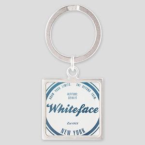 Whiteface Ski Resort New York Keychains