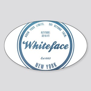 Whiteface Ski Resort New York Sticker