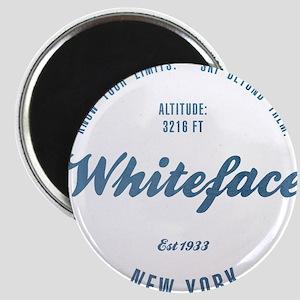 Whiteface Ski Resort New York Magnets