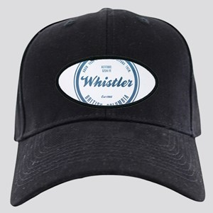 Whistler Ski Resort British Columbia Baseball Hat
