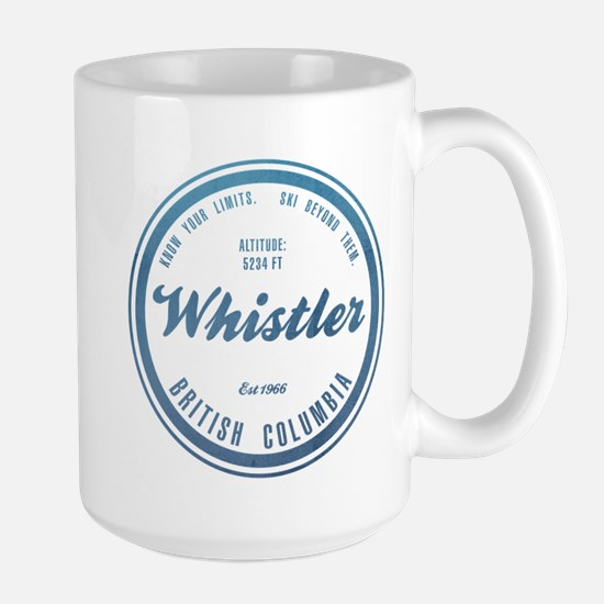 Whistler Ski Resort British Columbia Mugs