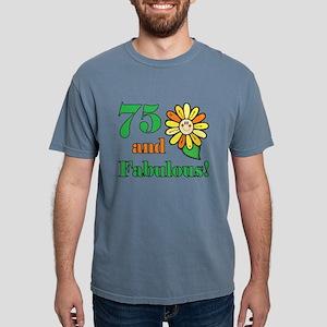 Fabulous 75th Birthday T-Shirt