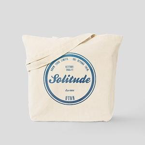 Solitude Ski Resort Utah Tote Bag