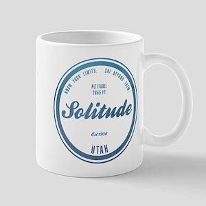 Solitude Ski Resort Utah Mugs
