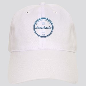 Snowbasin Ski Resort Utah Baseball Cap