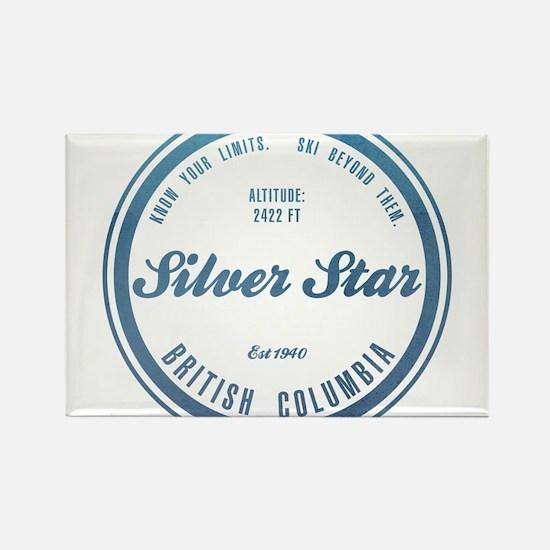 Silver Star Ski Resort British Columbia Magnets