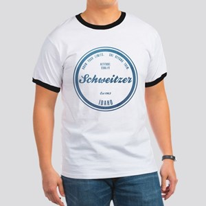 Schweitzer Ski Resort Idaho T-Shirt