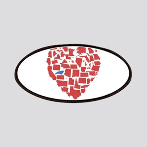North Carolina Heart Patches