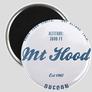 Mt Hood Ski Resort Oregon Magnets