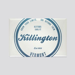 Killington Ski Resort Vermont Magnets