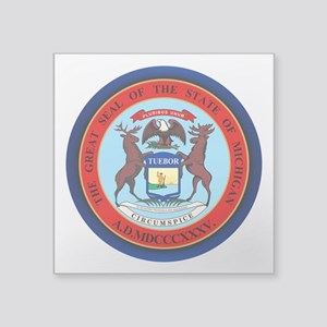 Michigan Seal Sticker