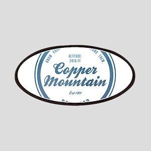 Copper Mountain Ski Resort Colorado Patches