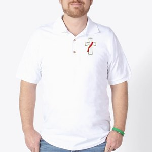 DeaconCross Golf Shirt