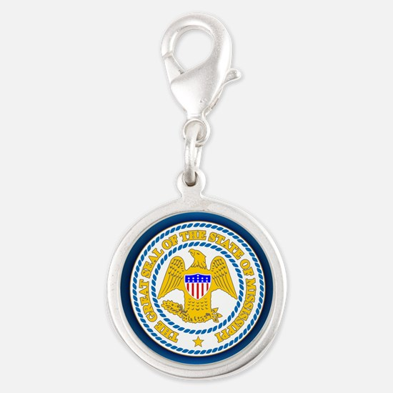 Mississippi Seal Charms