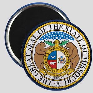 Missouri Seal Magnets