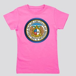 Missouri Seal Girl's Tee